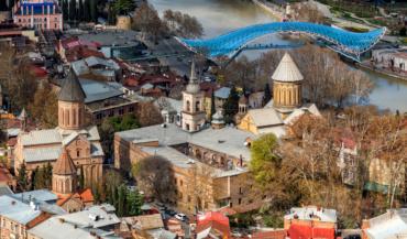 Legendy o Tbilisi
