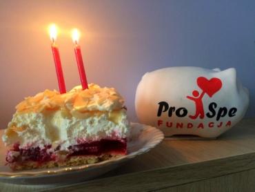 2 Urodziny Fundacji Pro Spe