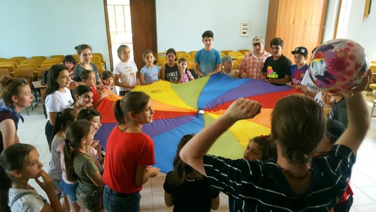 Wolontariat w Abchazji
