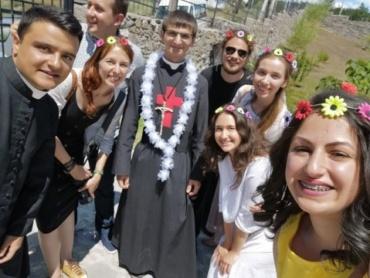 Pierwszy Kamilianian z Kazachstanu