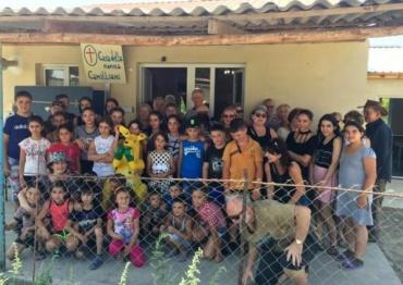 Polonusy z Australii z wizytą w Domku Babci