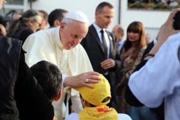 Pielgrzymka Papieża Franciszka do Gruzji