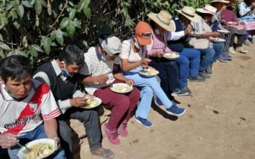 Pomoc misjonarzom w Peru
