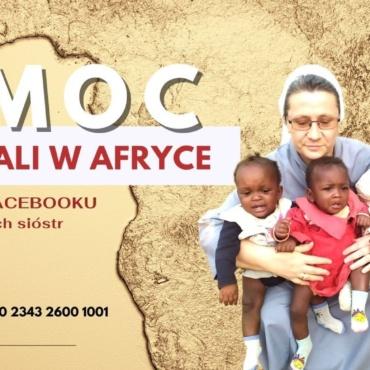 Pomoc dla szpitali w Afryce